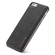 Недорогие Кейсы для iPhone 8 Plus-Кейс для Назначение Apple iPhone X iPhone 8 iPhone 8 Plus Магнитный Задняя крышка Сплошной цвет Твердый PC для iPhone X iPhone 8 Plus