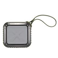 お買い得  スピーカー-屋外 防水 ミニ パータブル NFC ブルートゥース 2.1 ワイヤレスBluetoothスピーカー グリーン