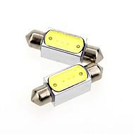 Недорогие Внешние огни для авто-2pcs Стационарный Лампы 5W COB 1 Внешние осветительные приборы For Универсальный Универсальный Универсальный