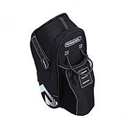 Bike Bag Bike Frame Bag Reflective Strip Bicycle Bag Polyester/Cotton Cycle Bag Cycling Cycling