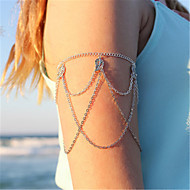 Women's Body Jewelry Arm Chain Alloy Leaf Jewelry For Daily Street