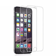 cheap iPhone Screen Protectors-Screen Protector Apple for iPhone 6s iPhone 6 Tempered Glass 2 pcs Screen Protector Front Screen Protector Anti-Fingerprint Scratch Proof