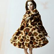 hesapli Oyuncaklar & Hobi Gereçleri-Günlük Daha Fazla Aksesuarlar İçin Barbie Bebek Polar Kumaş Top İçin Kız Oyuncak bebek