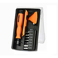Cell Phone Repair Tools Kit Magnetized Tweezers Screwdriver Plastic/Stianless Steel Pry Replacement Tools