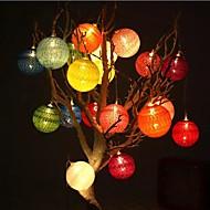 20 led 2m ster licht waterdicht plug outdoor vakantie decoratie licht geleid snaar licht