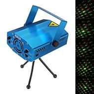 お買い得  フラッシュライト/ランタン/ライト-LT-923181 Mini Disco Laser Projector(240V.1xLaser Projector)