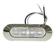 billiga -SENCART 1 st. Lastbil Glödlampor 1W SMD LED 4 Utomhuslampor lampor For Universell Alla år