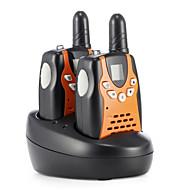 3651ペアミニトランシーバーUHF充電式カップルの家族屋外でチームの観光が使用されることがあります.