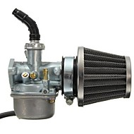 Недорогие Запчасти для мотоциклов и квадроциклов-pz19 карбюратор 35 мм воздушный фильтр карбюраторная прокладка для 70 90 110cc грязи ямы велосипед atv