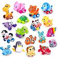 Giocattoli carica a molla Giocattoli Prodotti per pesci Animali Plastica Pezzi Non specificato Regalo