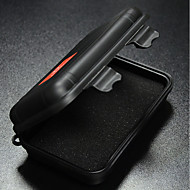 KZ-EJB2 PP Material Bluetooth Headset Storage Bag Square Portable Compression Sponge Shock Absorber Headset Storage Box
