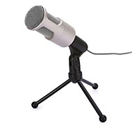 cheap Microphones-SF960 Wired Microphone Microphone Condenser Microphone Handheld Microphone For Computer Microphone