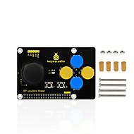 お買い得  Arduino 用アクセサリー-keyestudio rpiラズベリーパイのジョイスティックシールド