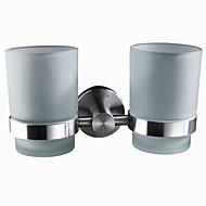 お買い得  浴室用小物-歯ブラシホルダー 近代の ステンレス鋼 1枚 - ホテルバス