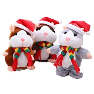 Stuffed Toys Grown-Up Toys Toys Mouse Animals Kids Sounds Animal Kids Pieces
