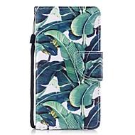 Etui Til Samsung Galaxy A5(2017) A3(2017) Pung Kortholder Med stativ Flip Mønster Heldækkende Træ Hårdt Kunstlæder for A3 (2017) A5 (2017)