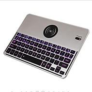 Bluetooth oficina teclado Slim Recargable por Android iOS Windows Bluetooth