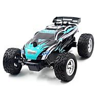 abordables Voitures RC-Voitures RC  K24-1 2.4G Truggy Haut débit 4 roues motrices Voiture de dérive Buggy SUV Monster Truck Bigfoot Bolide de Course 1:24 Moteur