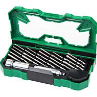 abordables Herramientas de Reparación y Piezas de Repuesto-Teléfono móvil Kit de herramientas de reparación 25 in 1 Pincel Extensión para destornillador Destornillador Ventosa Plástico / acero