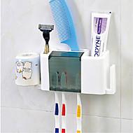お買い得  浴室用小物-歯ブラシホルダー 近代の PC 1枚 - ホテルバス
