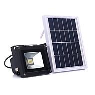 お買い得  LED ソーラーライト-1個 5W LEDフラッドライト 防水 ライトコントロール 装飾用 屋外照明 クールホワイト <5V