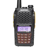 halpa -baofeng uv6r vhf 136-174mhz uhf 400-520mhz kaksikaistainen kinkku fm kaksisuuntainen radio walkie talkies ammatillinen cb radio