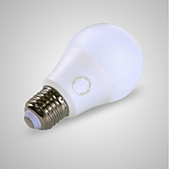 お買い得  LED ボール型電球-GMY® 1個 7W 650/520lm E27 LEDボール型電球 A60(A19) 7 LEDビーズ SMD LEDライト 温白色 クールホワイト 220-240V