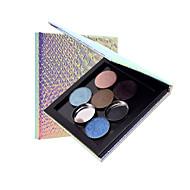 Others Almacenamiento de Maquillaje Diseño Especial Peces Gradiente de Color Cuadrado Magnético