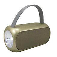 cheap Speakers-MOXO T2329A Bluetooth 4.1 3.5mm Bookshelf Speaker Gold Black Silver Dark Blue Red
