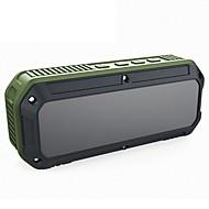 billige Højtalere-CRDC Bluetooth-højttaler Bluetooth 4.0 3.5mm AUX Højtalere Til Udendørsbrug Grøn Sort