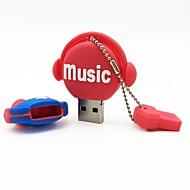 baratos -Ants 2GB unidade flash usb disco usb USB 2.0 Plástico