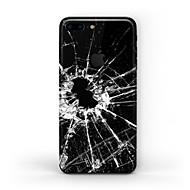 halpa iPhone näytönsuojat-1 kpl Kalvotarra varten Naarmunkestävä Anti-Glare Kuviointi PVC iPhone 7 Plus