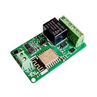 abordables Partes DIY-esp8266 relé de red de relé wifi