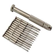 cheap Repair Tools & Replacement Parts-Cell Phone Repair Tools Kit 11 in 1 Screwdriver Extension Bit Screwdriver Replacement Tools Mobile Phone