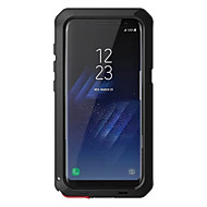 Недорогие Чехлы и кейсы для Galaxy S6 Edge Plus-Кейс для Назначение SSamsung Galaxy S8 Plus S8 Защита от удара Чехол броня Твердый Металл для S8 Plus S8 S7 edge S7 S6 edge plus S6 edge