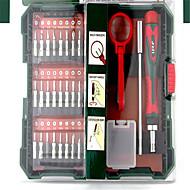 abordables Herramientas de Reparación y Piezas de Repuesto-Teléfono móvil Kit de herramientas de reparación 31 in 1 Lupas Extensión para destornillador Destornillador Herramientas de Recambio
