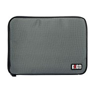 cheap Mac Cases & Mac Bags & Mac Sleeves-Storage Bags for Solid Colored Nylon Power Supply / Flash Drive / Power Bank