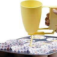 お買い得  キッチン用小物-ベークツール プラスチック クリエイティブキッチンガジェット / DIY パン用 / ケーキのための / クッキーのための ベーキング&ペストリーツール