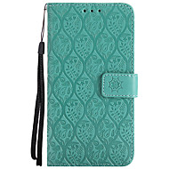 preiswerte Handyhüllen-Hülle Für Vivo X20 Plus X20 Kreditkartenfächer mit Halterung Flipbare Hülle Ganzkörper-Gehäuse Blume Hart PU-Leder für vivo X20 Plus vivo