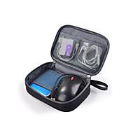 お買い得  MacBook 用ケース/バッグ/スリーブ-アクセサリー収納バッグ ソリッドカラー 純色 ポリエステル のために 電源 / フラッシュドライブ / ハードドライブ