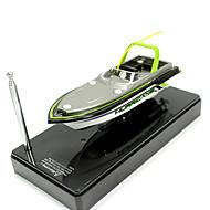 お買い得  ラジコン おもちゃ-RCボート HY218Green プラスチック 4 チャンネル KM / H RTR