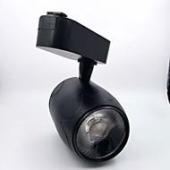 halpa LED-kohdevalaisimet-1kpl 30W 1 LEDit Helppo asennus Kohdevalaisimet Lämmin valkoinen Neutraali valkoinen Valkoinen AC 86-220