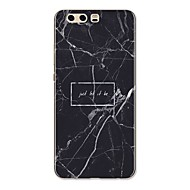 billige Mobilcovers-Etui Til Huawei P9 Huawei P9 Lite Huawei P8 Huawei Huawei P9 Plus Huawei P7 Huawei P8 Lite P10 Plus P10 Lite Mønster Bagcover Ord /