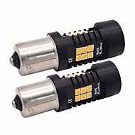 Недорогие Сигнальные огни для авто-Светодиодная лампа Лампа поворотного сигнала Для Все года Универсальный Все модели свет автомобиля