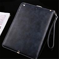 abordables Accesorios de iPad-Funda Para Apple iPad mini 4 Cartera Impermeable con Soporte Cuerpo Entero Color sólido Dura TPU para iPad 4/3/2