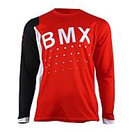 お買い得  -知恵はオートバイのクロスカントリージャージー自身のマウンテンバイクhdダウンヒルクロスカントリージャージーアウトドアスポーツ長袖Tシャツクイックbmx