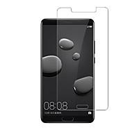 お買い得  スクリーンプロテクター-スクリーンプロテクター Huawei のために Mate 10 強化ガラス 1枚 スクリーンプロテクター 3Dラウンドカットエッジ 傷防止 超薄型 防爆 硬度9H ハイディフィニション(HD)