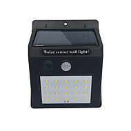 abordables Luces LED Solares-BRELONG® 1pc 4W Focos LED Iluminación Exterior Blanco Fresco <5V