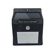preiswerte LED Solarleuchten-BRELONG® 1pc 4W LED Flutlichter Außenbeleuchtung Kühles Weiß <5V