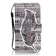 お買い得  iPod 用ケース/カバー-ケース 用途 iTouch 5/6 ウォレット / カードホルダー / スタンド付き フルボディーケース ハード